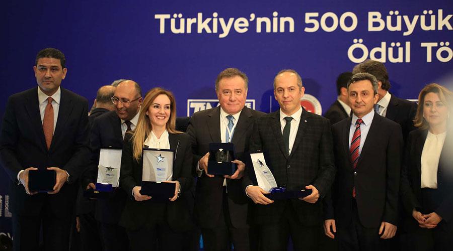 Bahçeşehir Üniversitesi'ne Büyük Ödül