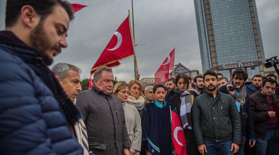 Bahçeşehir Üniversitesi'nden Teröre Kınama