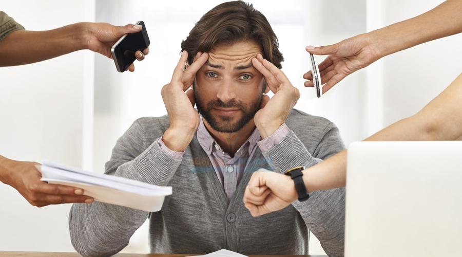 Günlük Yaşantımızı Etkileyen Stres ve Belirtileri