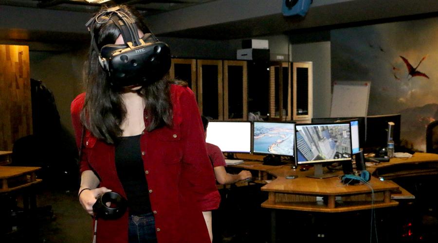 Yükseklik korkusuna sanal gerçeklik ile çözüm geliyor
