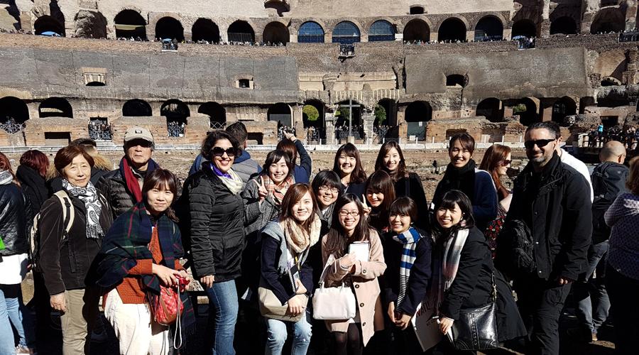 Kültürlerarası Mimarlık Programı BAU Roma'da