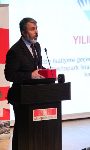 Teknopark İstanbul'da Yılın Üniversitesi Ödülü BAU'ya Verildi