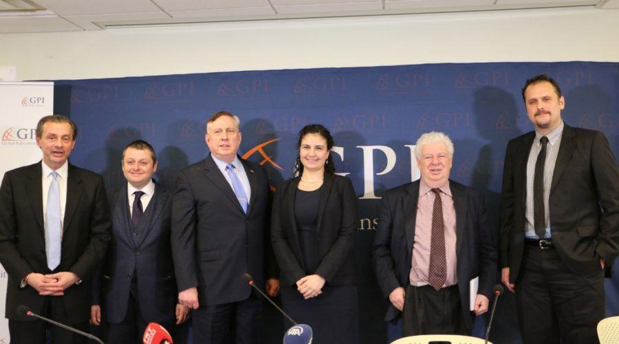 """Küresel Politikalar Enstitüsü'nden """"Türkiye – Suriye Sınırında Yeni Güvenlik Endişeleri"""" Paneli"""